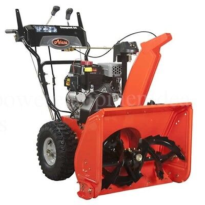Ariens Compact 24in Two-Stage Electric Start Snow - Ariens Compact Snow Blower