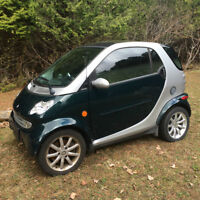 2006 Smart Fortwo Rare #125 of 200 GrandStyle No winters cruise
