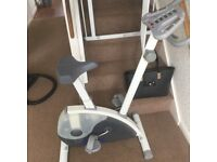 In spirit magnetic fitness bike