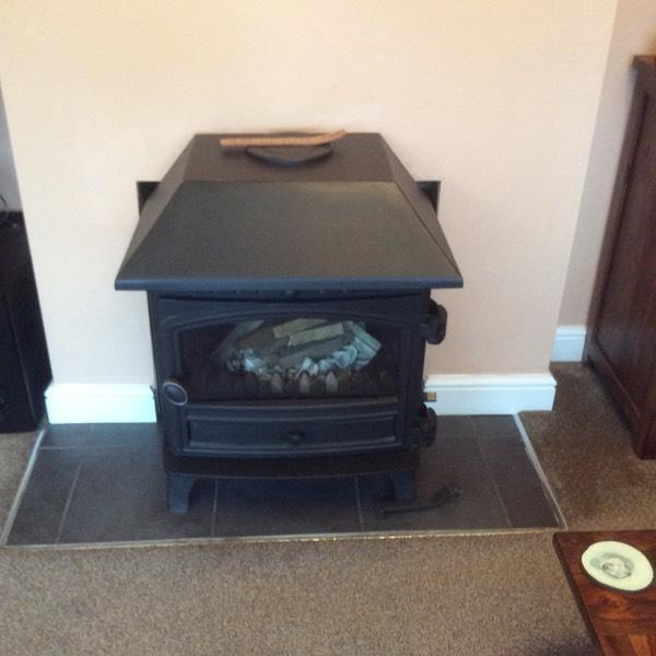 Table Top Dishwasher For Sale In Norwich : Multi fuel central heating stove in Norwich, Norfolk Gumtree