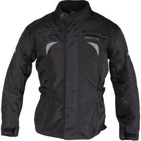 Richa Bolt Textile Jacket - with armour