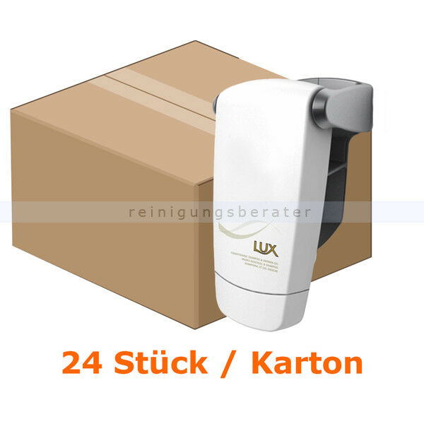 Duschgel und Shampoo Diversey Soft Care Lux 2in1 H68 24 x 250 ml für Wandhalter