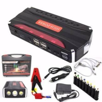 68800mAh Portable Car Jump Starter 12V booster laptop Power Bank