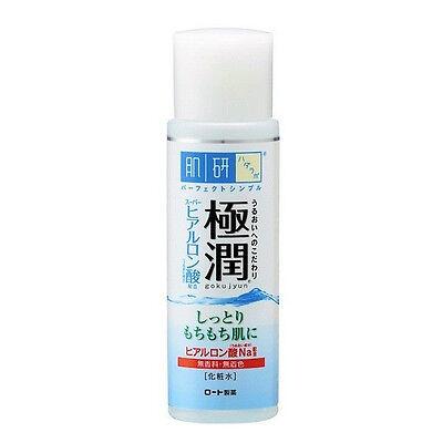 Rohto Hadalabo Gokujyun Super Hyaluronic Acid Moisturizing Skin Lotion 170ml
