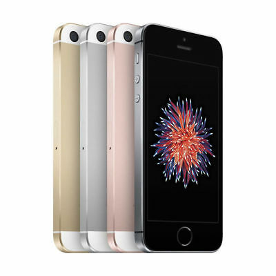 Apple iPhone SE 16GB Unlocked GSM iOS Smartphone