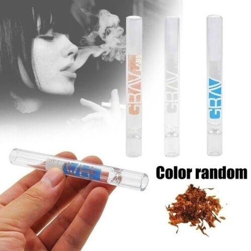 5 x GRAV Labs Clear Taster Chillum (Pack of 5)