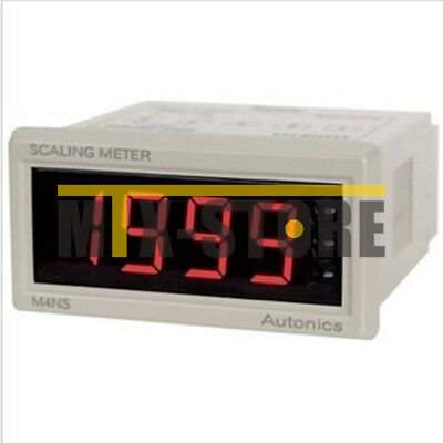 1pcs New Autonics Panel Meters M4ns-na