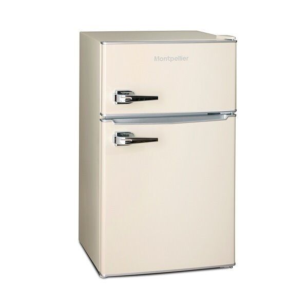 NEW! Montpellier MAB2030C Retro Fridge Freeze - Slight Damage