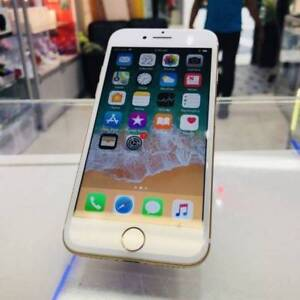 EXCELLENT IPHONE 7 256GB GOLD TAX INVOICE WARRANTY UNLOCKED Surfers Paradise Gold Coast City Preview