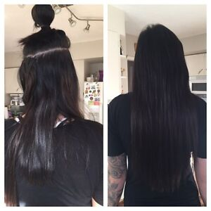 SUPER CHEAP HAIR EXTENSIONS!! Prince George British Columbia image 6
