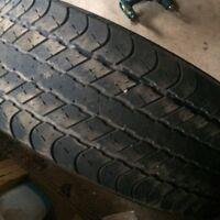20 inch Wrangler HP Tire