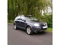 2009 Vauxhall antara 2.0 CDTI Auto only 55,000 miles Top Spec! £5495