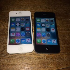 Two iPhones 4s'S