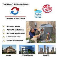 HVAC Service & Installation/All Air Conditioning Units