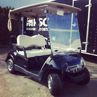 2012 Used Electric Golf Cart