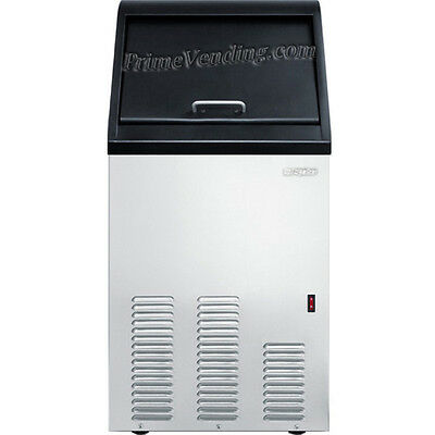 Stainless Steel Commercial Ice Maker Built-in Portable Restaurant Ice Machine