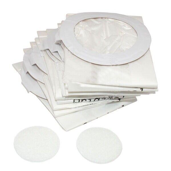 Advance 1471098510 Commercial 6 Quart Dust Bags (10-Pack)