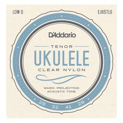 Daddario EJ65TLG   Pro Arte Low G Tenor Ukulele   Saiten für Ukulele