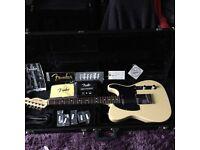 U.S.A Fender Telecaster standard