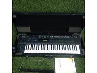 Yamaha DX7S Vintage FM Digital Synthesizer