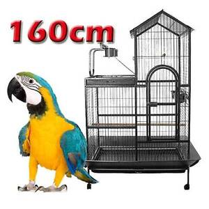 Jan sale bird cage 2 storey aviary with stand A17 Riverwood Canterbury Area Preview