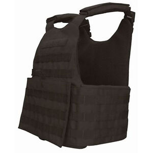 CONDOR MOLLE Operator Plate Carrier Body Armor Chest Assault Rig Vest MOPC- BLK