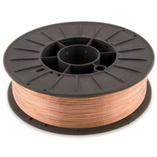 "Forney 42285 .024"" Mild Steel Mig Welding Wire 10lb Spool"