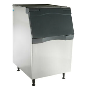 NEW Scotsman B530S  Ice Bin with Lift Up Door and Adaptor