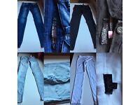 Jeans size 8