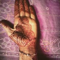 Henna artist for hire in the kootenays!