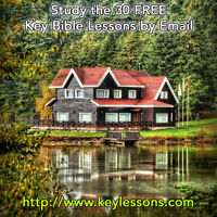 30 FREE Key Bible Lesson by Email
