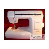 Janome MW3018 Tune-up ready to sew