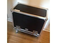Guitar combo-amp case made by Spider