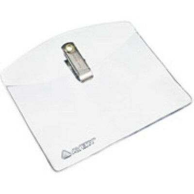Avery 2923 Photo ID System Refill Badge Holders with garment friendly clip 3 x - Laminating System Refill