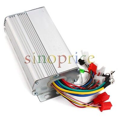6-in-1 36v 500w Brushless Motor Controller For Electric Bicycle Vehicle Scooter
