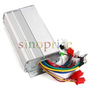6 In 1 36v 500w Brushless Motor Controller For Electric