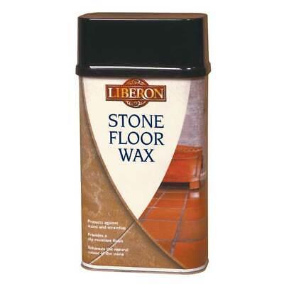 Liberon Stone Floor Wax Polish for Natural Stone 1 -