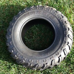Brand New Maxxis 25x8x12 Tire