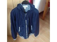 H&M Men's Lightweight Navy Jacket