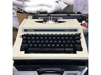 BROTHER ELECTRIC TYPEWRITER 3600 MODEL
