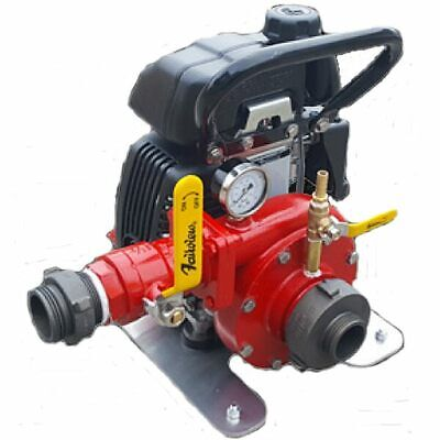 Cet 80 Gpm 1-12 High Pressure Water Pump W 2 Hp Honda Gx Engine
