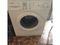 Bosch Washing Machine - Excellent Condition - House Clearance