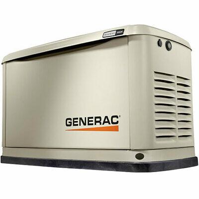 Generac Guardianreg 20kw Aluminum Home Standby Generator W Wi-fi
