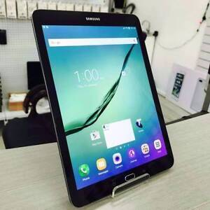 As new samsung tab s2 32gb black WIFI + CELL au model warranty Nerang Gold Coast West Preview