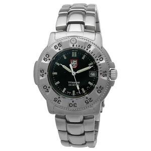 Luminox 3600 titanium navy seal dive series black mens - Luminox dive watch ...