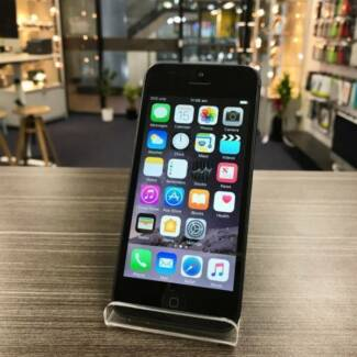 Pre Owned iPhone 5 16GB Black UNLOCKED AU MODEL INVOICE