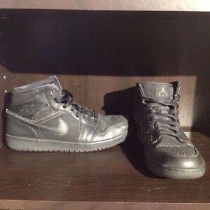 Jordan air Nike noir