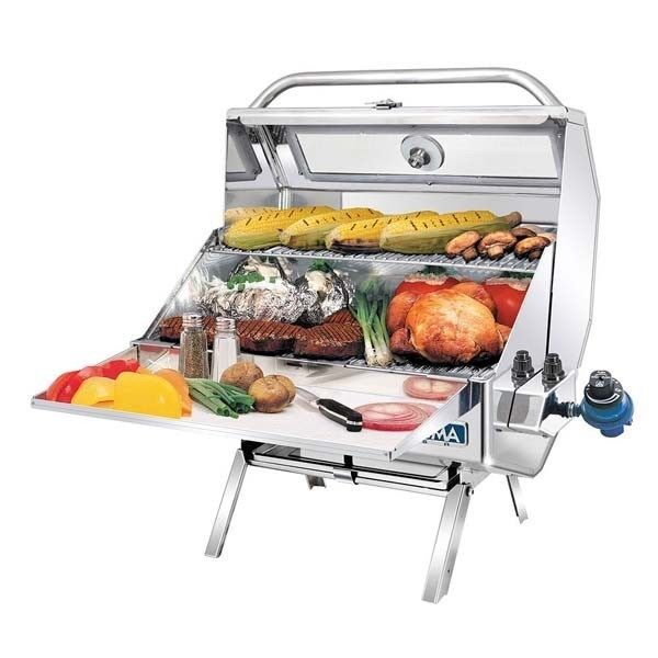 Magma Catalina II Infrared Gourmet Gas Grill