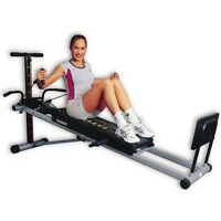The Total Trainer TT2300 - Multi-station Home Gym: