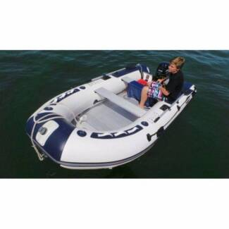 New inflatable boats, RIBs and dinghys. Perth's lowest prices.